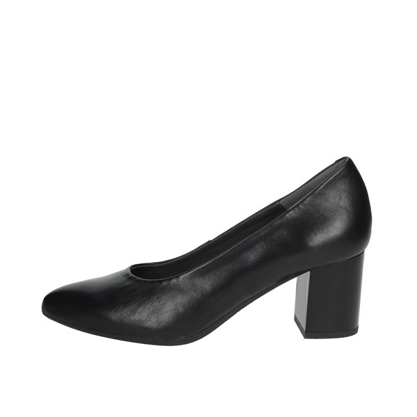 Pitillos Shoes Pumps Black 6400