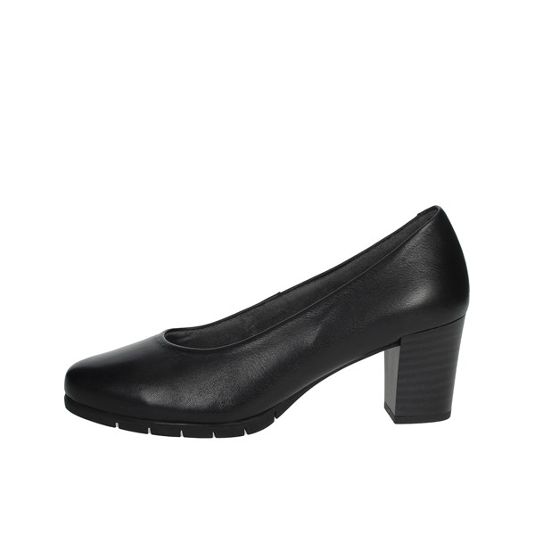 Pitillos Shoes Pumps Black 6360