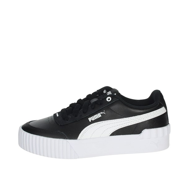 Puma Shoes Sneakers Black 373031