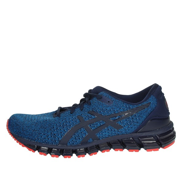 Asics Shoes Sneakers Blue T840N