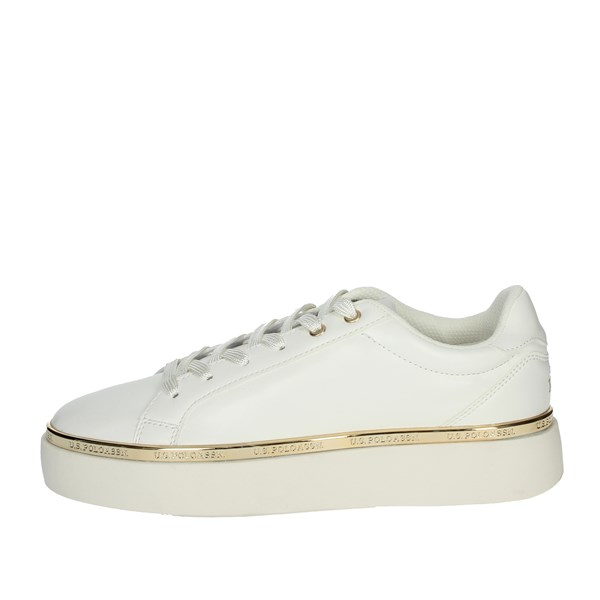 U.s. Polo Assn Shoes Sneakers White LUCY4081W0/Y1