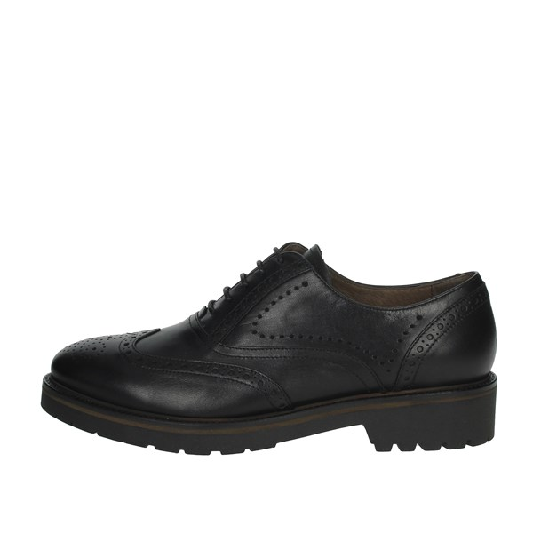 Nero Giardini Shoes Brogue Black I013120D
