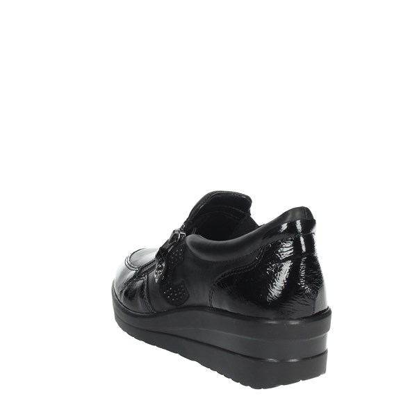 Cinzia Soft Shoes Sneakers Black IV13822A-CMS
