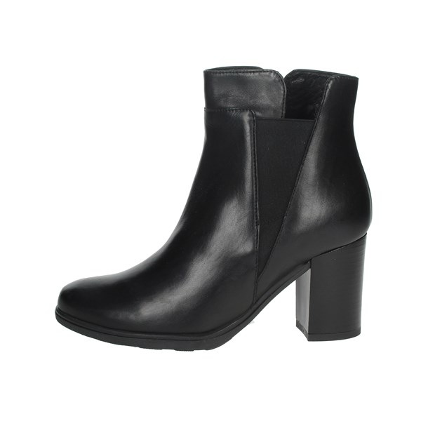 Cinzia Soft Shoes Ankle Boots Black MAA5028