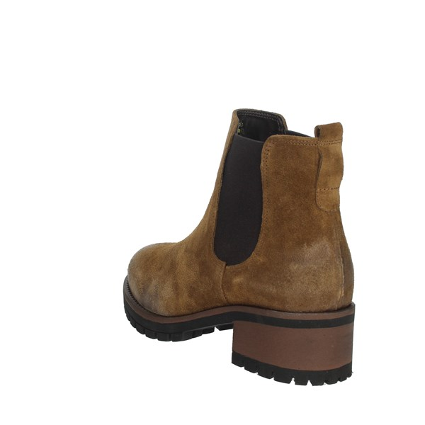 Cinzia Soft Shoes Ankle Boots Brown leather IAL24150LM