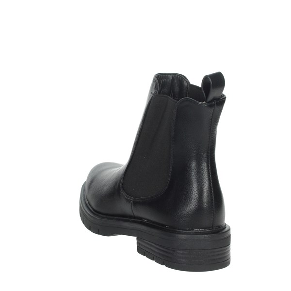 Pregunta Shoes Ankle Boots Black PFC9048