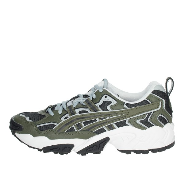 Asics Shoes Sneakers Dark Green 1021A315