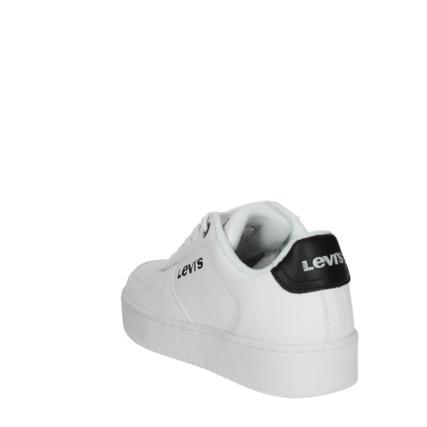 Levi's Shoes Sneakers White NEW UNION