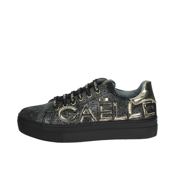 Gaelle Paris Shoes Sneakers Charcoal grey G-413
