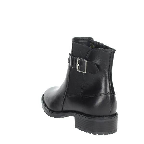 Cinzia Soft Shoes Ankle Boots Black IAL26025RO