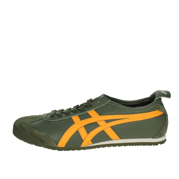 Onitsuka Tiger Shoes Sneakers Dark Green 1183A201