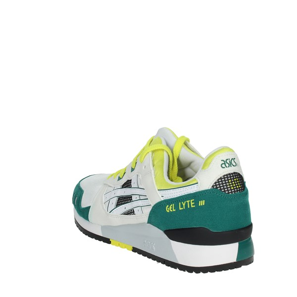Asics Shoes Sneakers White/Green 1191A66