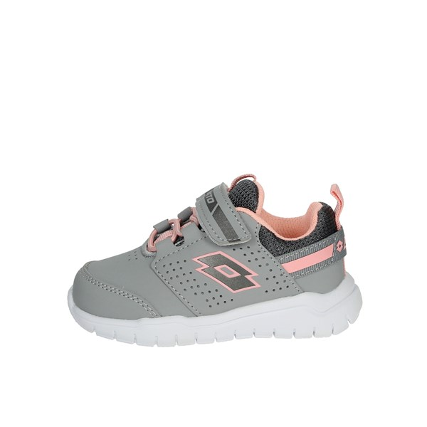 Lotto Shoes Sneakers Grey/Pink 214871
