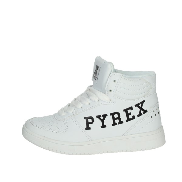 Pyrex Shoes Sneakers White PY040102