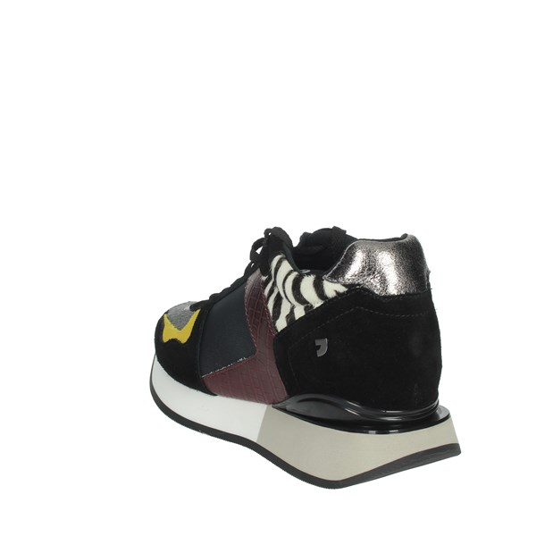 Gioseppo Shoes Sneakers Black 60839