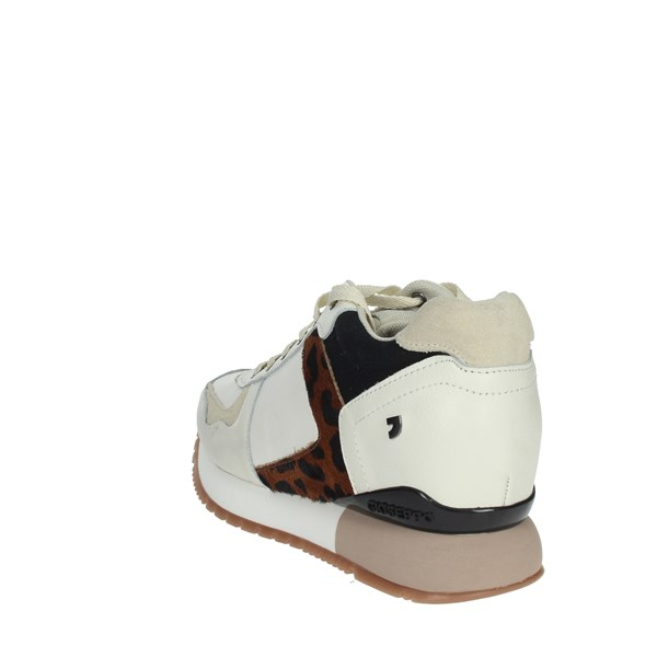 Gioseppo Shoes Sneakers Creamy white 60831