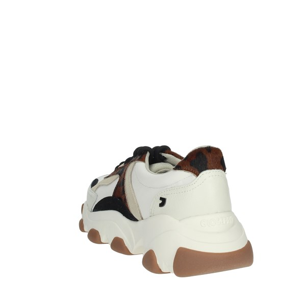 Gioseppo Shoes Sneakers Creamy white 60466