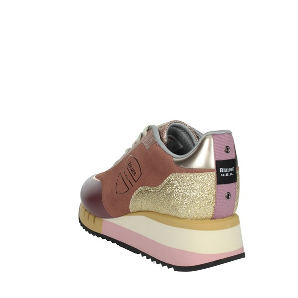 Blauer Shoes Sneakers Old rose CHARLOTTE08