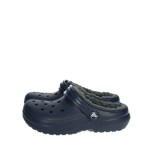 Crocs Shoes Clogs Blue 203506