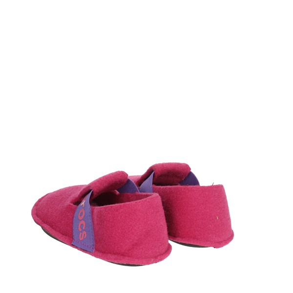 Crocs Shoes Clogs Fuchsia 205349