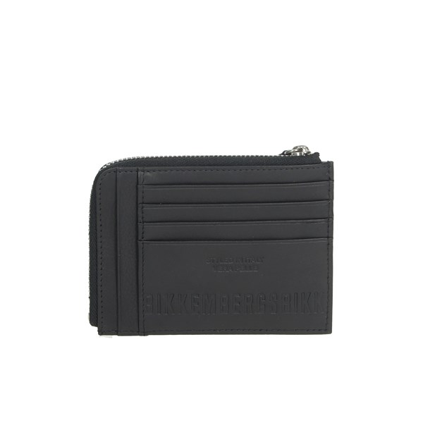 Bikkembergs Accessories Business Cardholders Black E1G.310