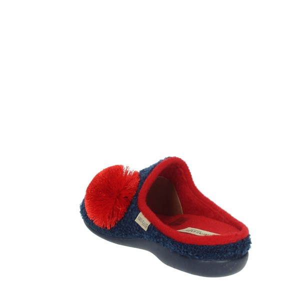 Grünland Shoes Clogs Blue/Red CI2093-58