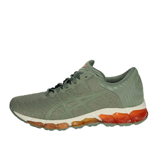 Asics Shoes Sneakers Dark Green 1021A186