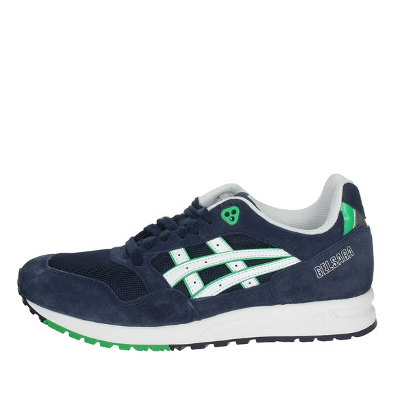 Asics Shoes Sneakers Blue 1191A268