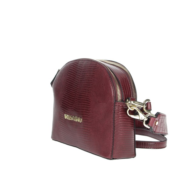 Valentino Mario Accessories Bags Burgundy VBS4NA03