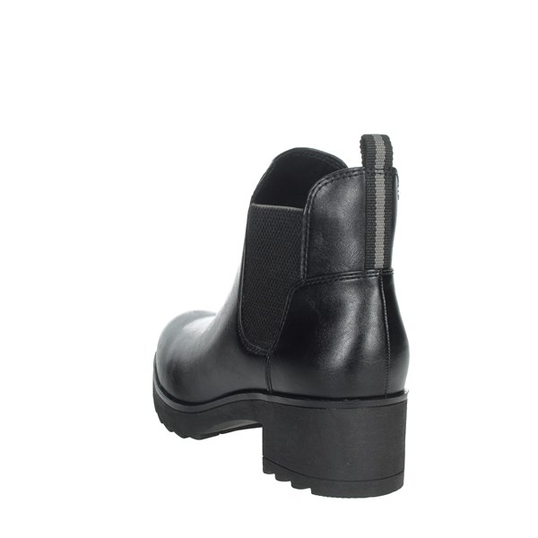 Marco Tozzi Shoes Ankle Boots Black 2-25806-35