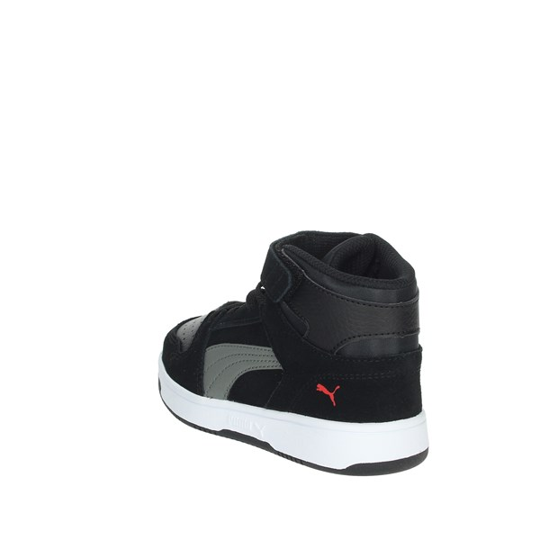 Puma Shoes Sneakers Black 370495