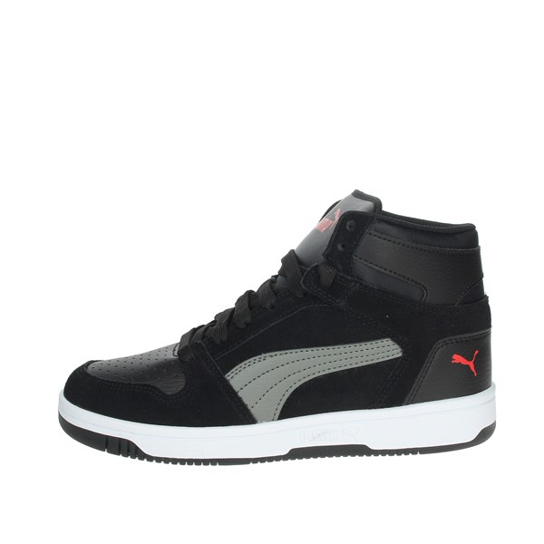 Puma Shoes Sneakers Black 370494