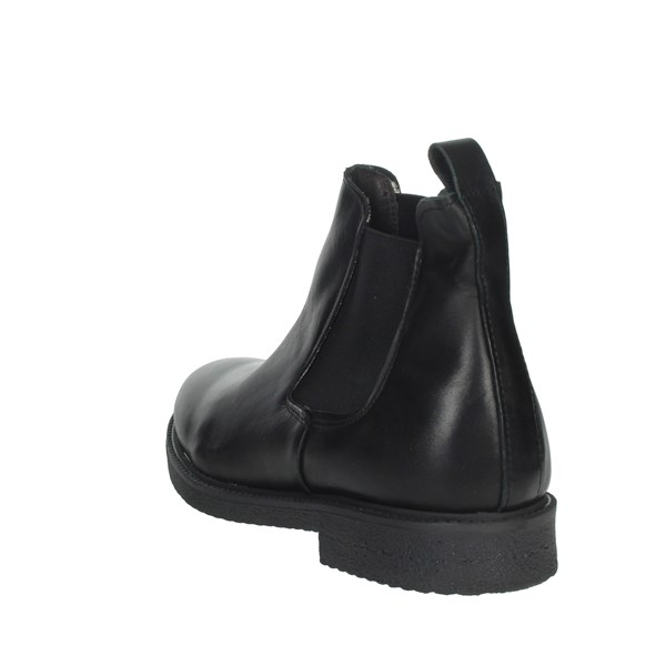 Free Time Shoes Ankle Boots Black 05