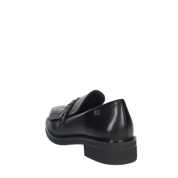 Laura Biagiotti Shoes Moccasin Black 6476