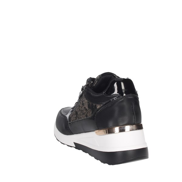 Laura Biagiotti Shoes Sneakers Black 6419
