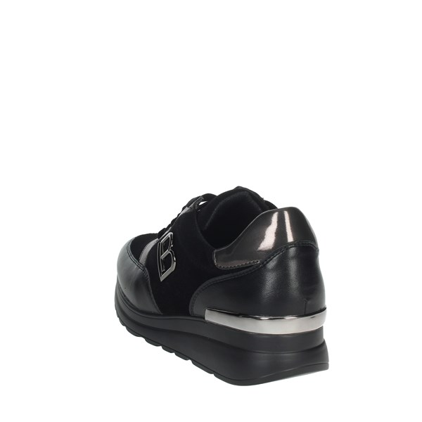 Laura Biagiotti Shoes Sneakers Black 6424