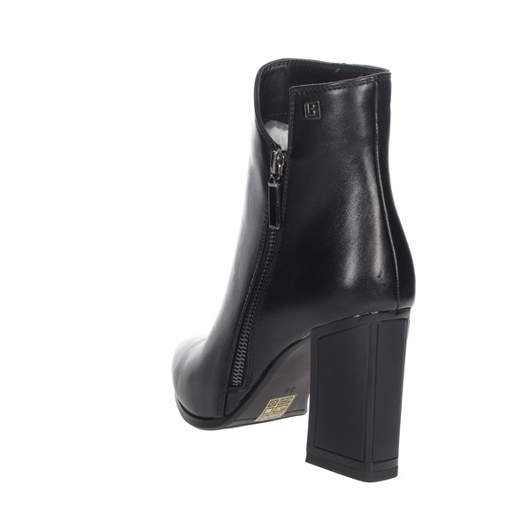 Laura Biagiotti Shoes Ankle Boots Black 6564