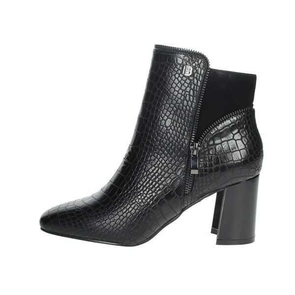 Laura Biagiotti Shoes Ankle Boots Black 6580