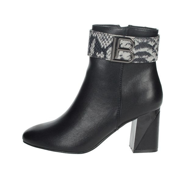 Laura Biagiotti Shoes Ankle Boots Black 6581