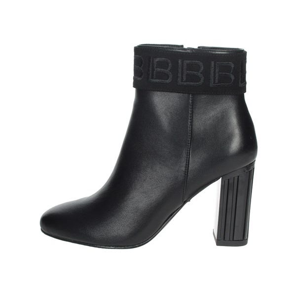 Laura Biagiotti Shoes Ankle Boots Black 6583
