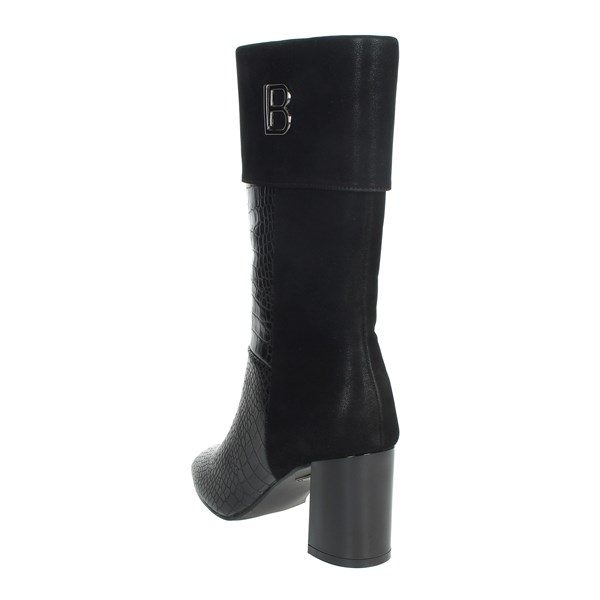 Laura Biagiotti Shoes Boots Black 6589