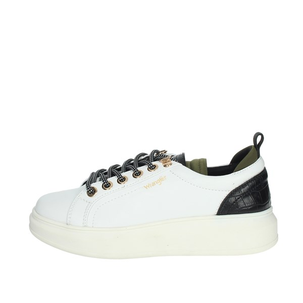 Wrangler Shoes Sneakers White WL02681A
