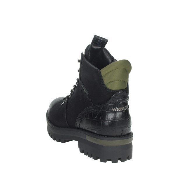 Wrangler Shoes Boots Black WL02610A