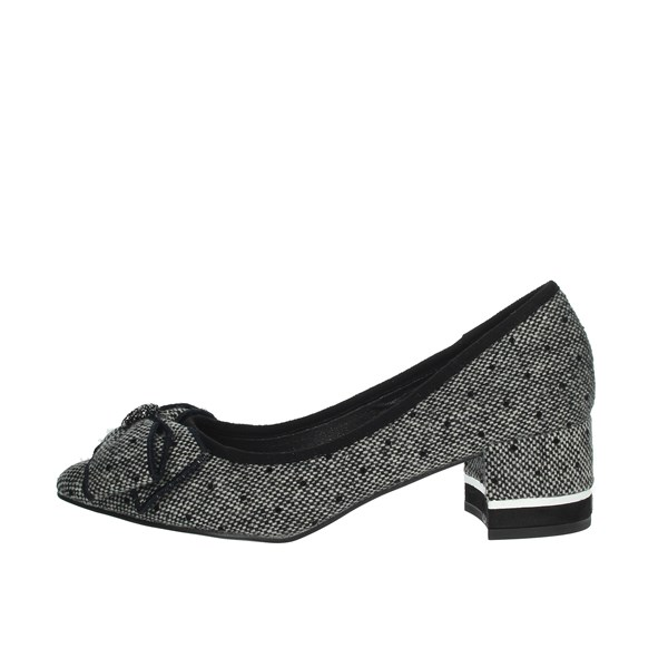 Menbur Shoes Ballet Flats Grey 21916