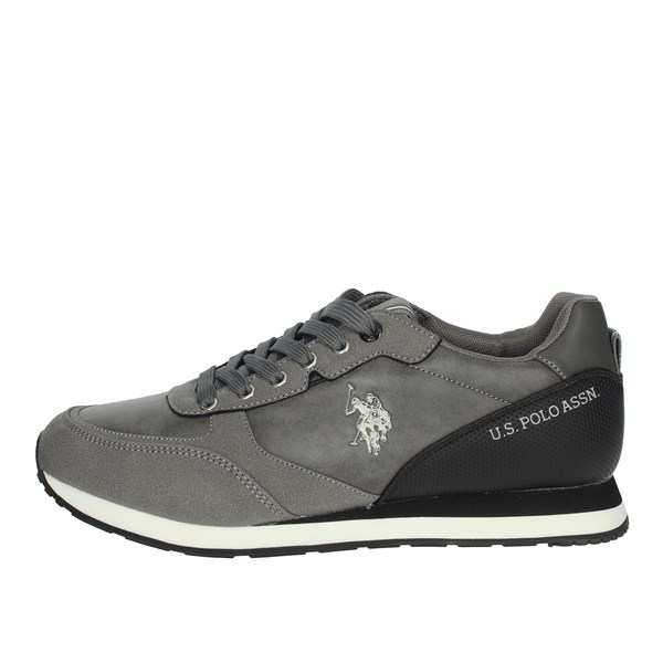 U.s. Polo Assn Shoes Sneakers Grey WILYS4123S0/NY1