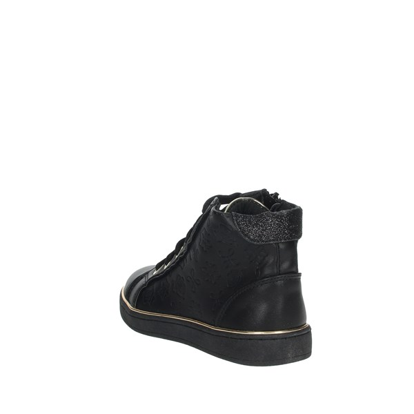 Asso Shoes Sneakers Black AG-8553