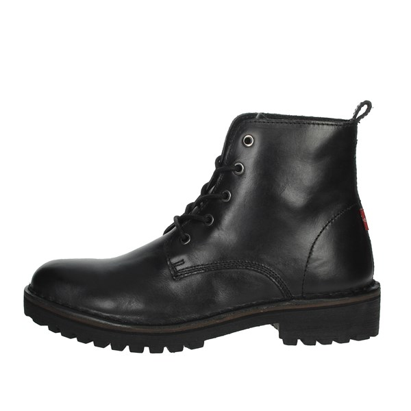 Levi's Shoes Boots Black TRACY