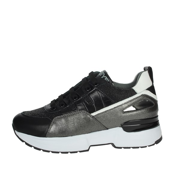 Keys Shoes Sneakers Black K-3462