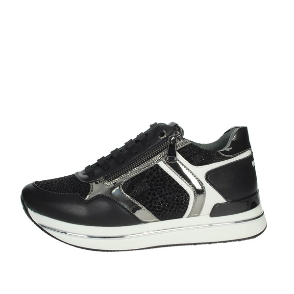 Keys Shoes Sneakers Black K-2900