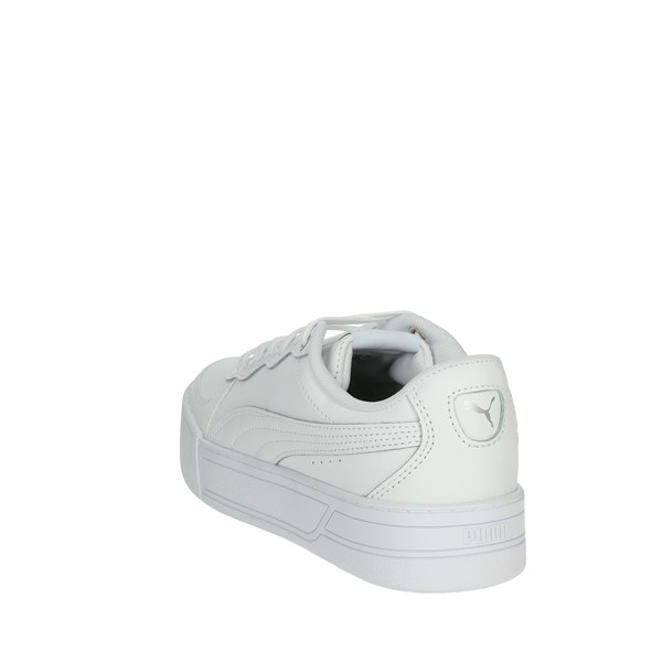 Puma Shoes Sneakers White 374764